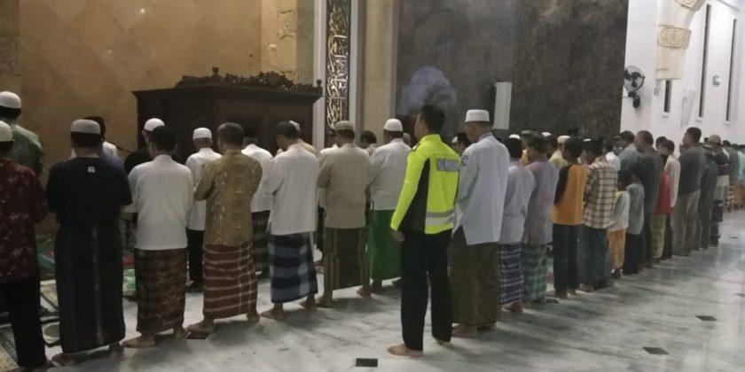 Safari Subuh Memakmurkan Masjid Sholat Berjamaah Polres Agung Pacitan Kab