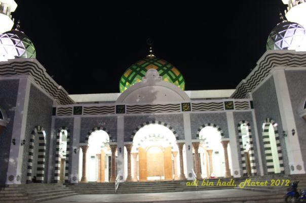 Sosialisasi Promosi Pendidikan Islam Masjid Agung Pacitan Kab