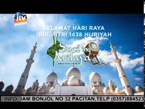 Ucapan Hari Raya Idul Fitri Akn Kabupaten Pacitan Youtube Masjid