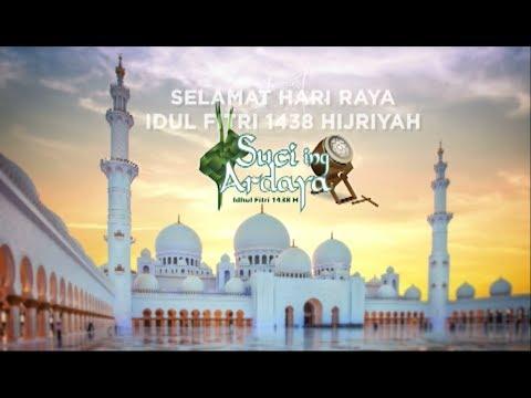 Ucapan Hari Raya Idul Fitri Bank Jatim Kabupaten Pacitan Youtube