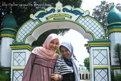 Yellow Life Silaturahim Pacitan Photo Yoppy Masjid Agung Kab
