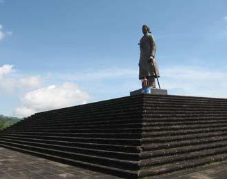 Awal Berdirinya Monumen Jendral Sudirman Pacitan Jenderal Soedirman Kab