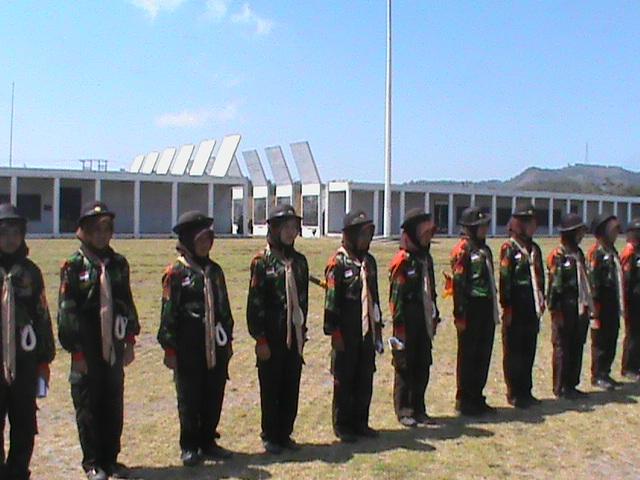 Dpg Prapanca Darma Yudha Karangtengah Punya Bisa Monumen Jenderal Sudirman
