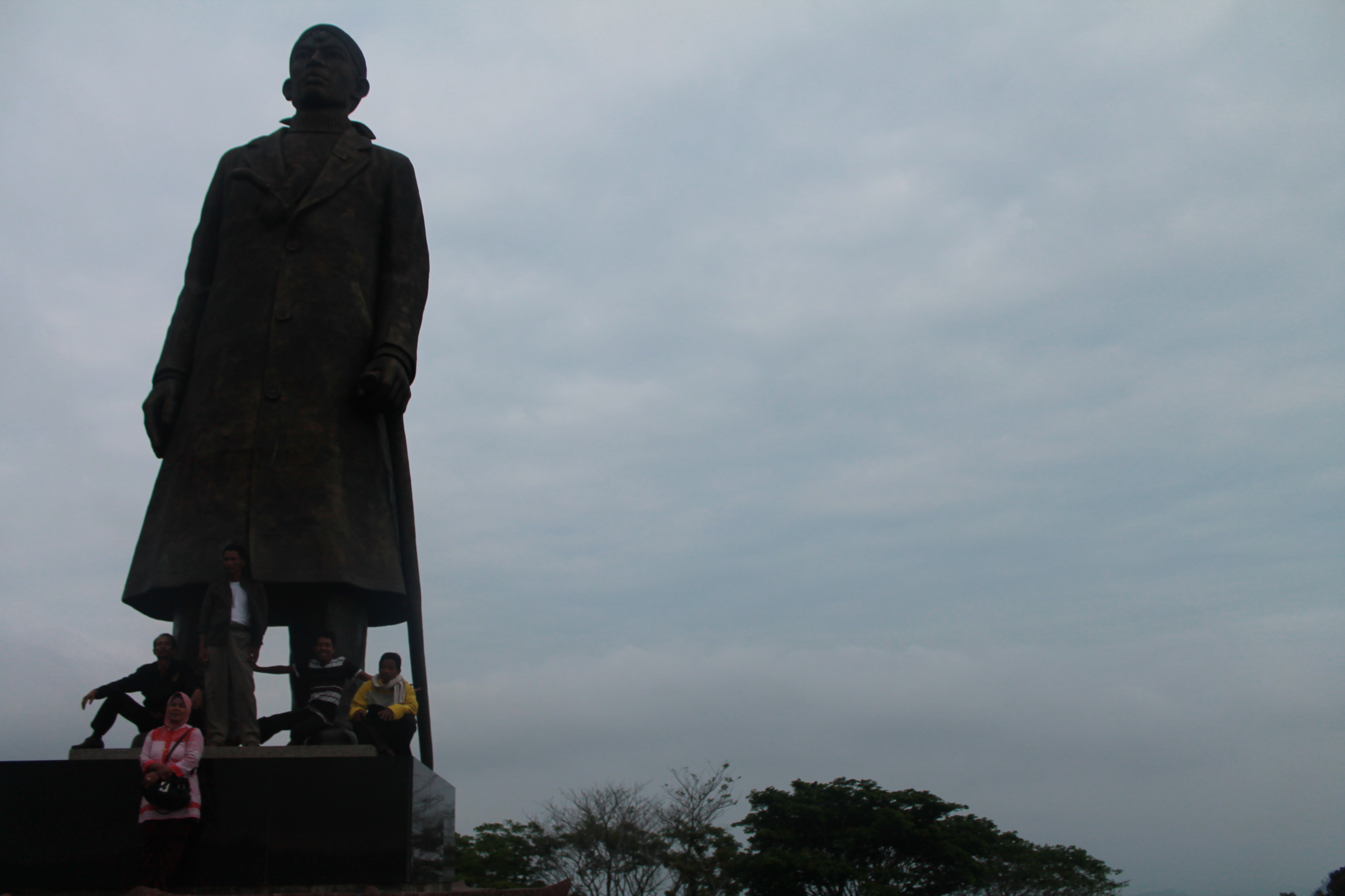 Ganti Rugi 15 Monumen Jenderal Soedirman Pacitan Disepakati Foto Dok