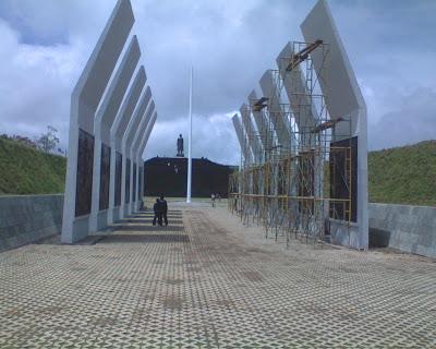 Kabupaten Pacitan Monumen Panglima Besar Tni Jenderal Soedirman Kab