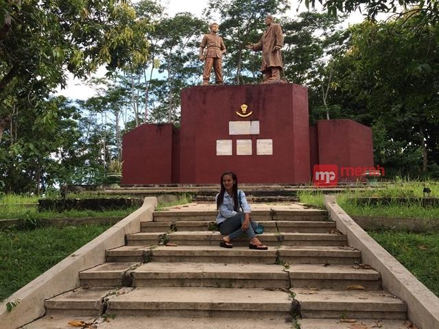 Kisah Balik Monumen Jenderal Soedirman Pacitan Merahputih Patung Jendral Brigjen