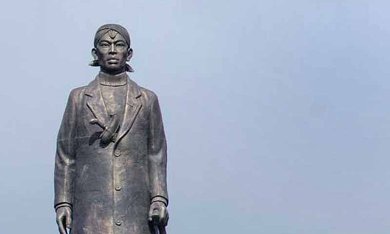 Menapaki Jejak Jendral Besar Pacitan Indonesiaimages Net Monumen Jenderal Soedirman