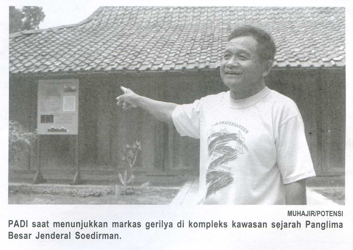 Monumen Jenderal Soedirman Pacitan Pusaka Jawatimuran Kita Kab