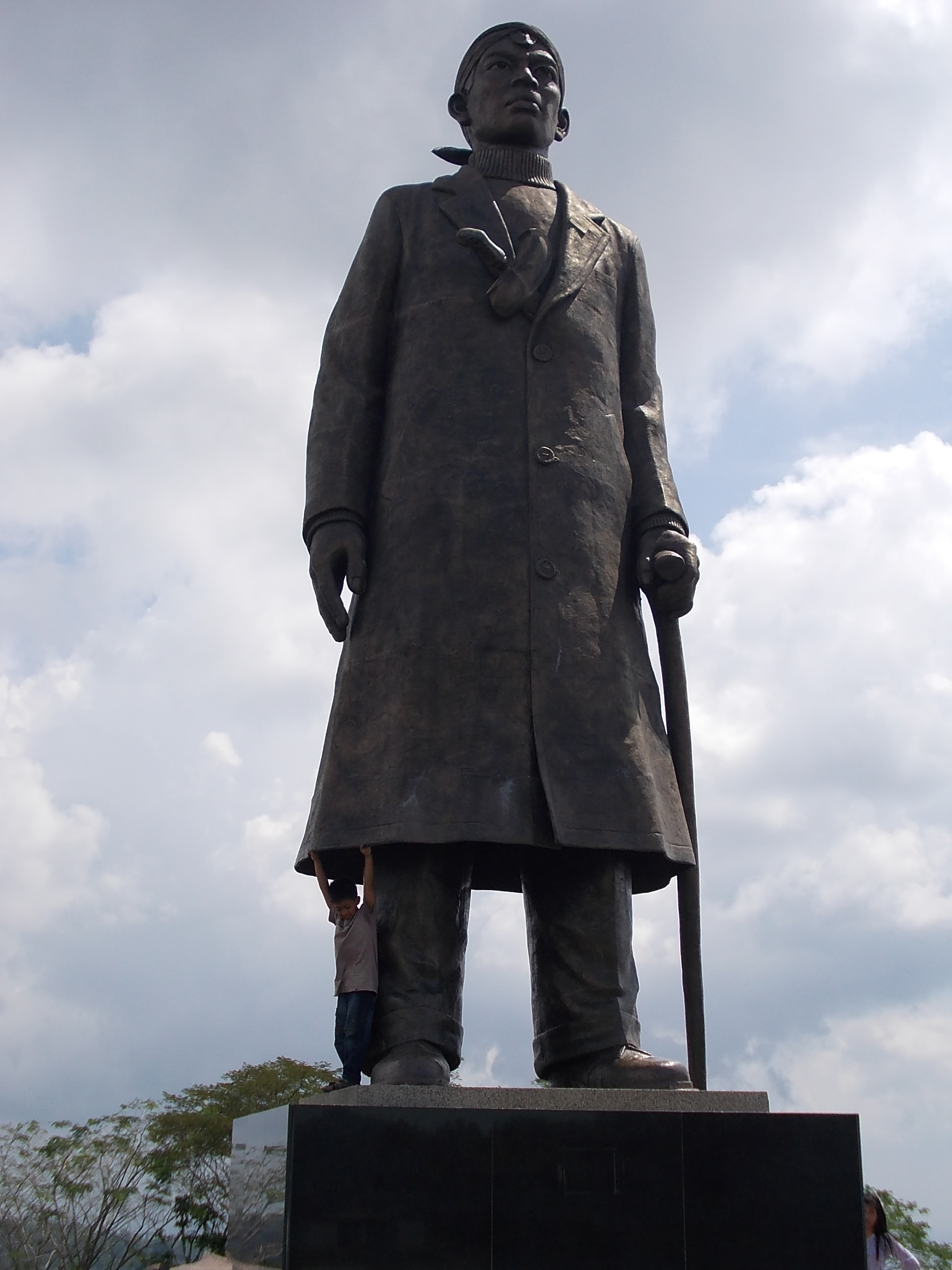 Monumen Jenderal Soedirman Pilgrim Kab Pacitan