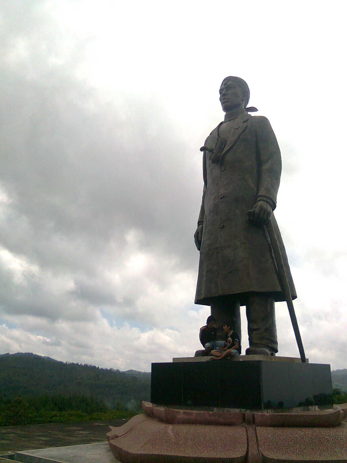 Monumen Jenderal Sudirman Pakis Pacitan Ginukwelcome Jawa Timur Soedirman Kab