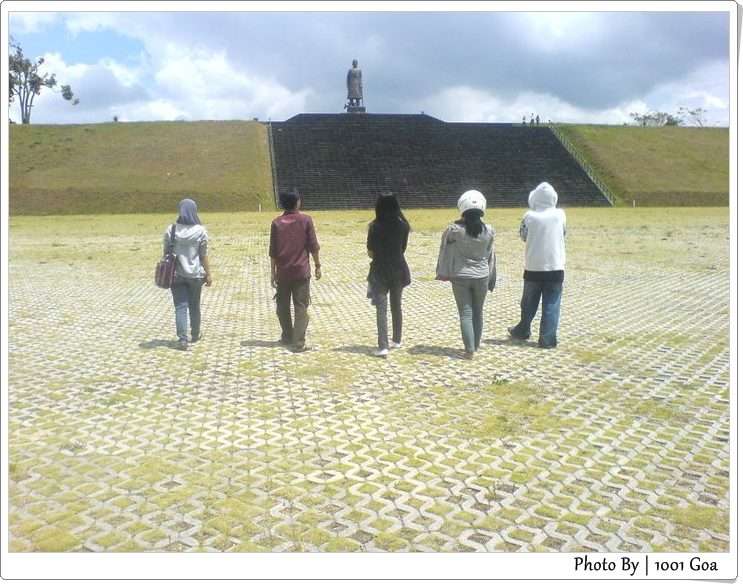 Monumen Jenderal Sudirman Wisata Kota Pacitan 1001 Goa Soedirman Kab