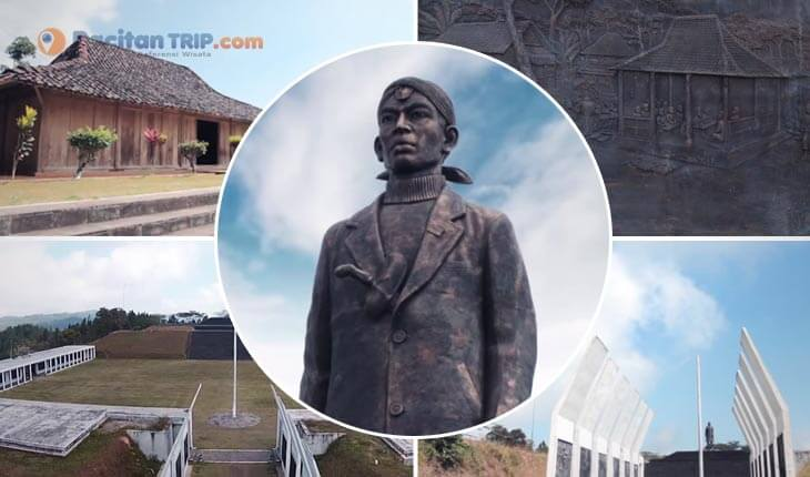 Monumen Jendral Sudirman Pacitan Trip Jenderal Soedirman Kab