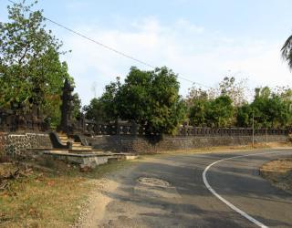 Monumen Palagan Tumpak Rinjing Pacitan Megahnya Patung Jendral Gambar Monunen