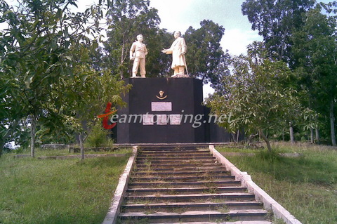 Monumen Tumpak Rinjing Pacitan Bukti Sejarah Terlupakan Bangunan Jenderal Soedirman
