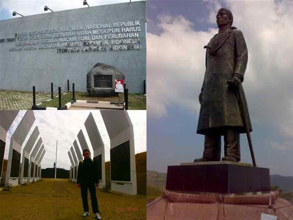 Wisata Monumen Jendral Sudirman Pacitan Dolan Foto Jenderal Soedirman Kab