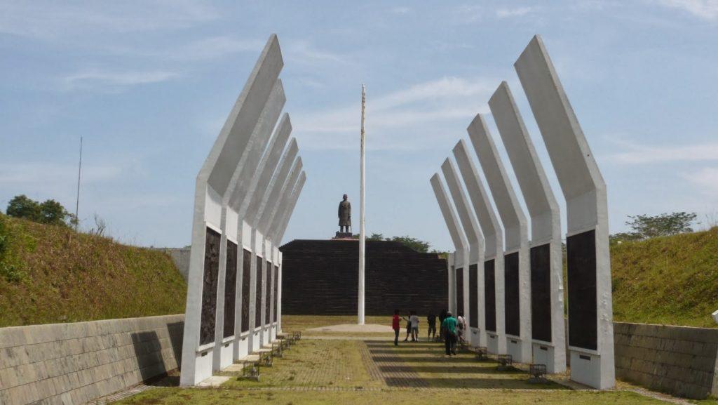 Wonderfulisland Indonesia Monumen Jendral Soedirman Pacitan Jenderal Kab