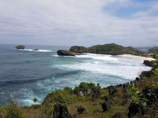 Arsip Dijual Tanah Istimewa Wisata Pantai Srau Pacitan 10 000m2