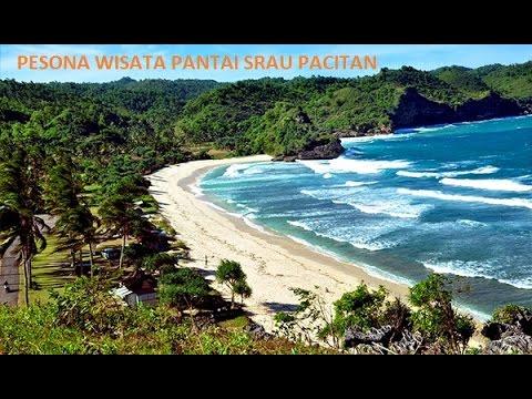Pantai Srau Pacitan Jawa Timur Youtube Kab