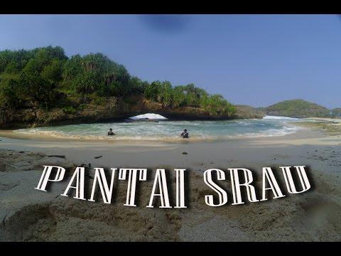 Pantai Srau Pacitan Youtube Kab