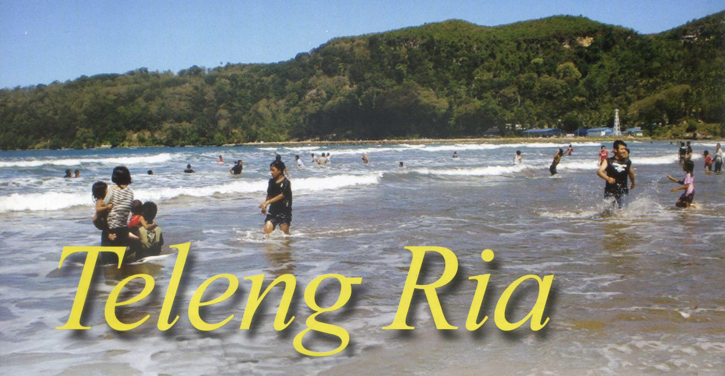 Pantai Teleng Ria 2 Kabupaten Pacitan Wisata Jawatimuran Mempunyai Pasir