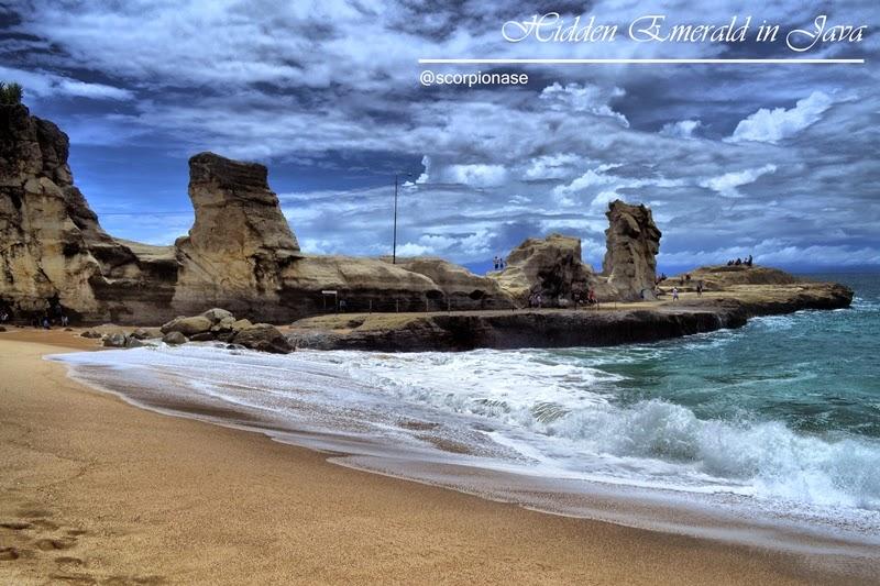 Pantai Watu Karung Pacitan Jawa Timur Https Nopanngluyur Wordpress Srau