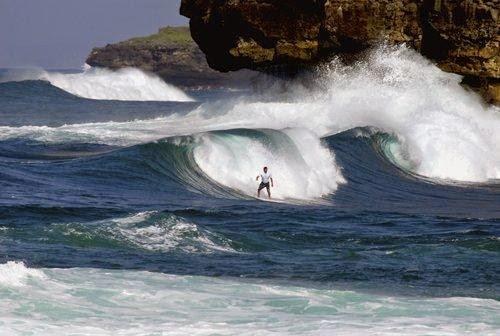 Pantai Watu Karung Pacitan Jawa Timur Srau Kab