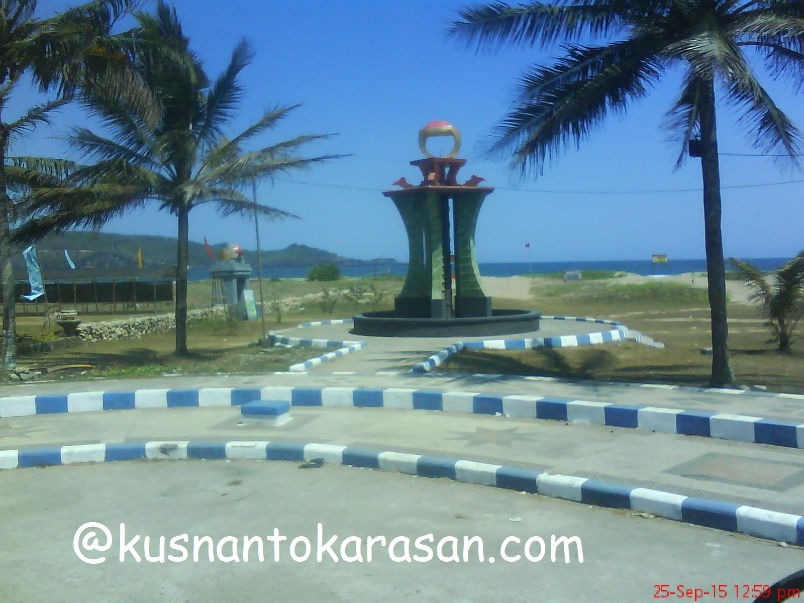 Berwisata Pantai Telengria Goa Gong Pacitan Kusnantokarasan Icon Teleng Ria