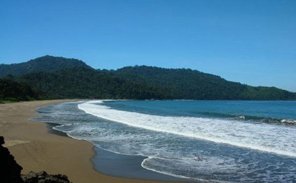 Pantai Teleng Ria Info Lokasi Kab Pacitan