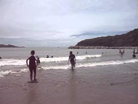 Pantai Teleng Ria Kabupaten Pacitan Youtube Kab