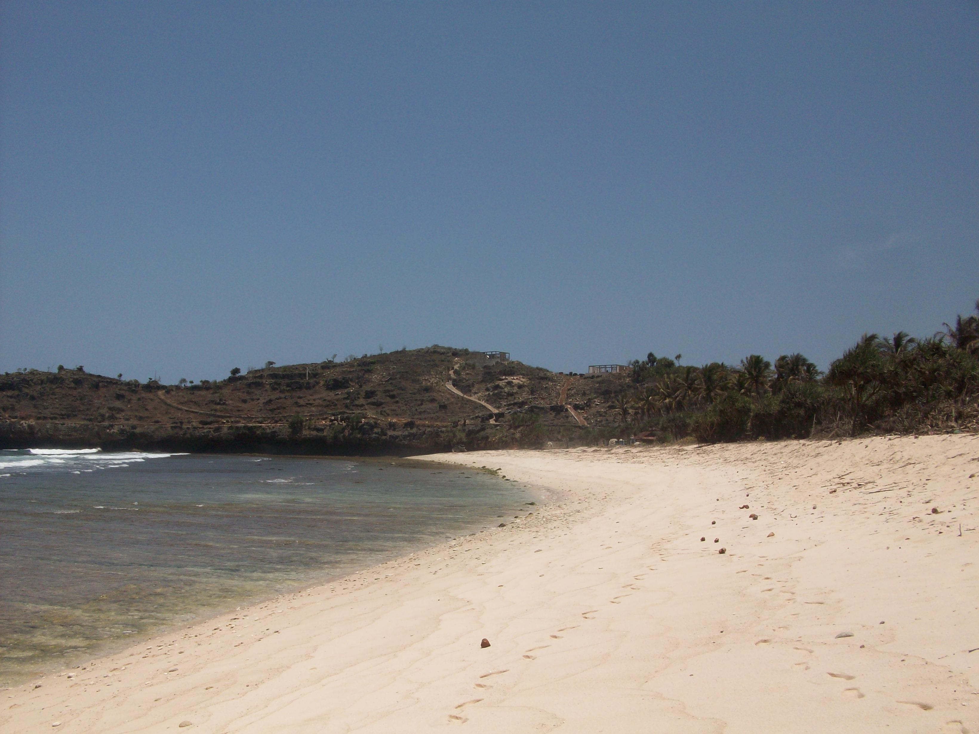 Pantai Teleng Ria Klayar Pacitan Jawa Timur Dolandolanwae Kab
