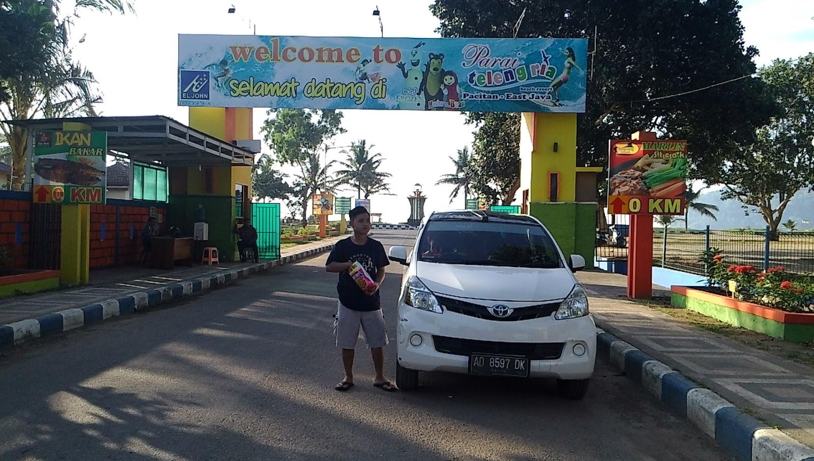 Pantai Teleng Ria Pacitan Jawa Timur Jelajah Nusantara Salah Satu