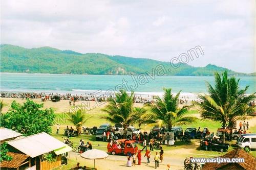 Pantai Teleng Ria Pacitan Yuk Kab