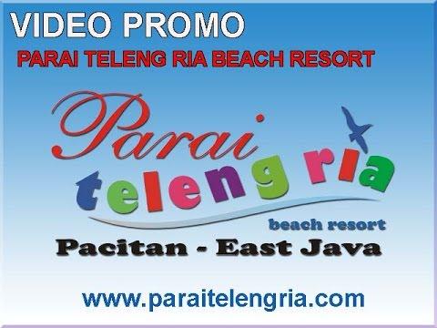 Parai Telengria Beach Resort Pacitan Youtube Pantai Teleng Ria Kab