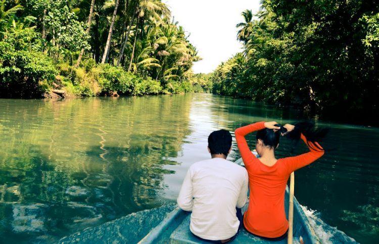 12 Destinasi Wisata Pacitan Kecantikan Alami Menunggu Sungai Maron Pemandian