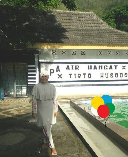 28 Daftar Tempat Wisata Pacitan Wajib Dikunjungi Pemandian Air Panas