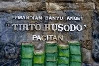 Banyu Anget Tirto Husodo Arjosari Pacitan Pemandian Kab