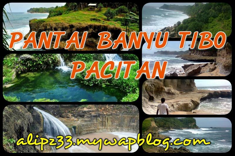 Explore 1001 Wisata Kota Pacitan Gambar Foto Pantai Banyu Tibo