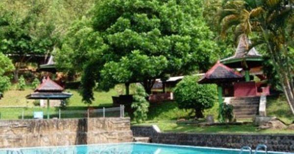 Info Wisata Air Tempat Pemandian Banyu Anget Berasal Sumber Panas
