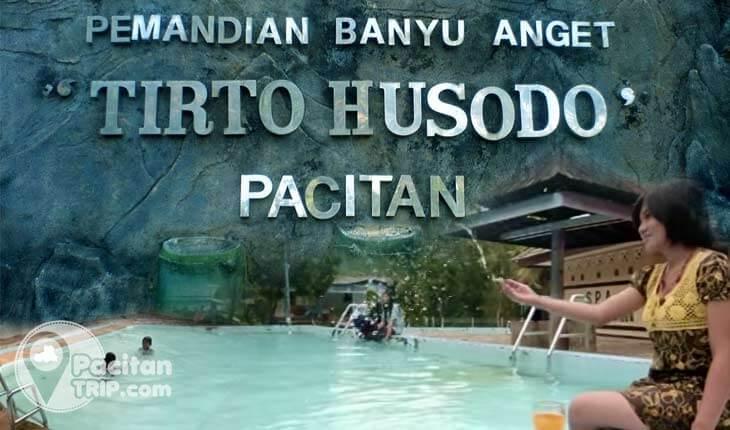 Pemandian Air Hangat Tirto Husodo Pacitan Trip Banyu Anget Kab