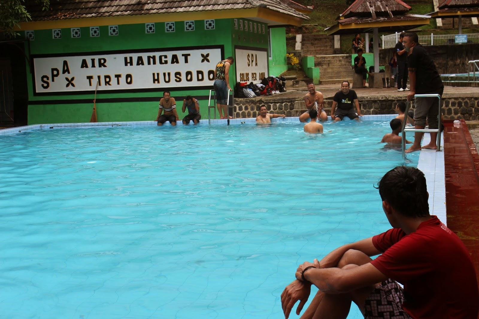 Sdn Penggung 1 Pemandian Air Panas Banyu Anget Kabupaten Pacitan