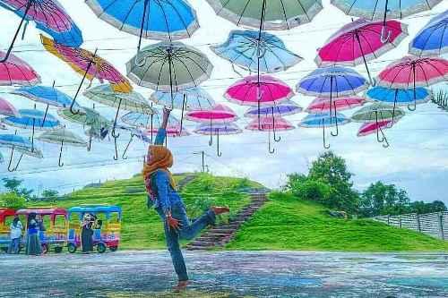 Foto Bukit Cinta Pamekasan Cantik Kab