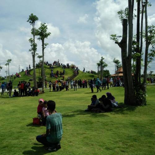Wisata Destinasi Pamekasan Beritajatim Bukit Cinta Kab