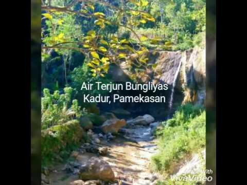 Air Terjun Bungliyas Kec Kadur Kab Pamekasan Youtube Wisata