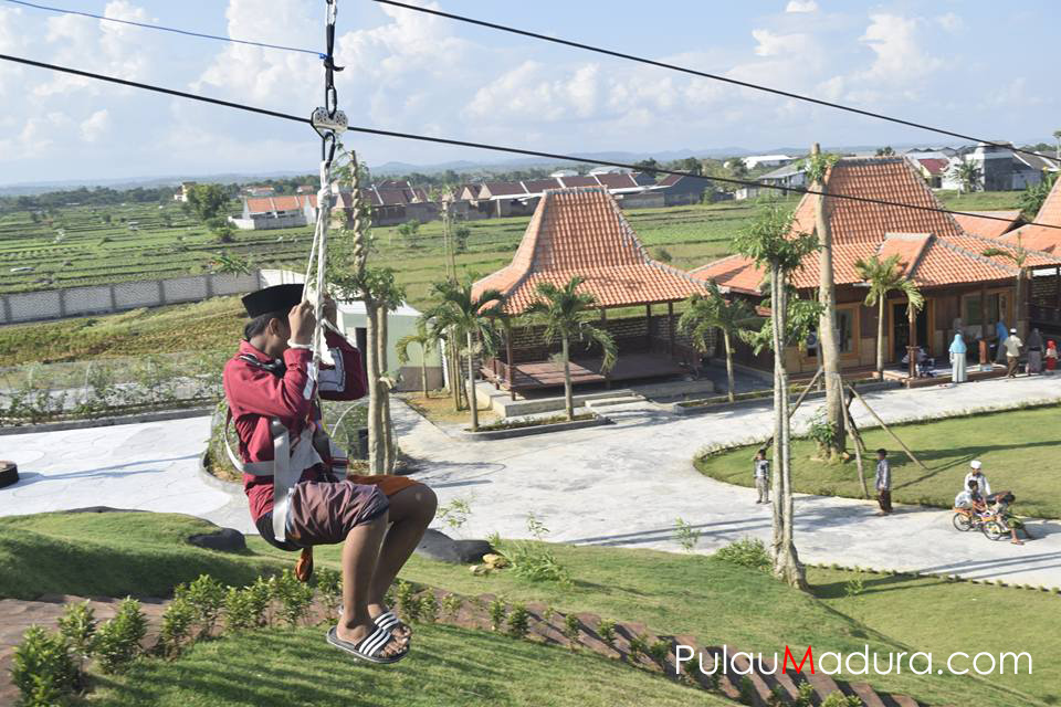 Launching Wisata Selamat Pagi Madura Pamekasan Gerbang Harga Tiket Masuk