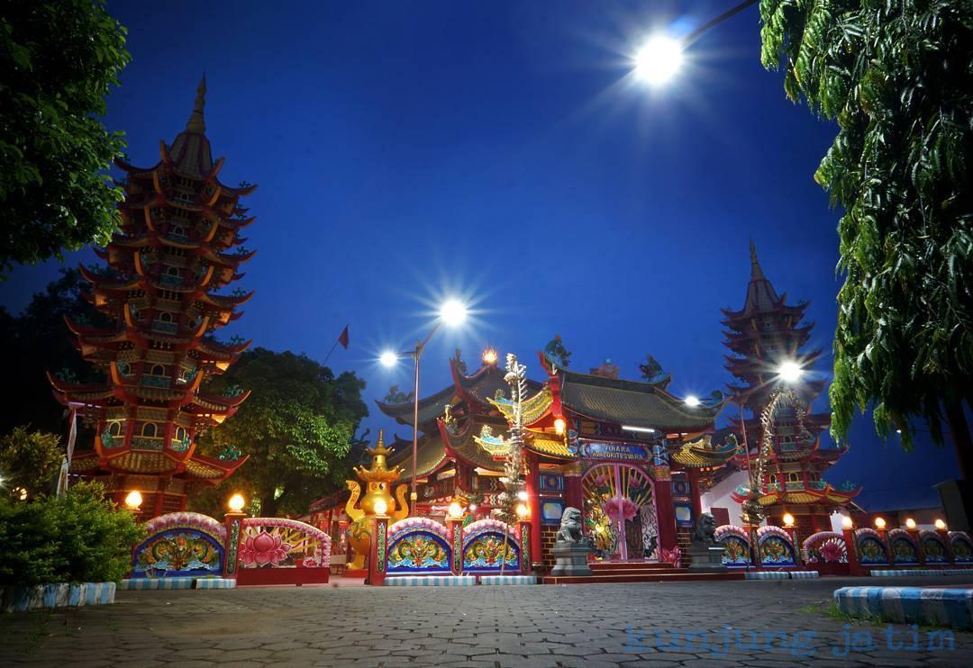 Muhammad Nouval Tempat Wisata Pamekasan Madura Avalokitesvara Salah Satu Berada