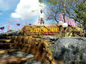Pemerintah Kabupaten Pamekasan Wisata Alam Bukit Brokoh Desa Bajang Kecamatan