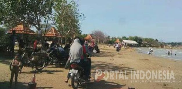 Pengelolaan Pariwisata Kabupaten Pamekasan Optimal Portal Salah Satu Tempat Wisata