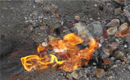 Pesona Wisata Pamekasan Api Tak Kunjung Padam Salah Satu Kabupaten