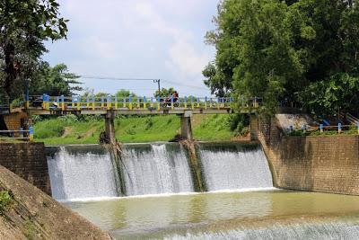 Wisata Alternatif Waduk Samiran Madura Aktual Berlokasi Desa Kecamatan Proppo