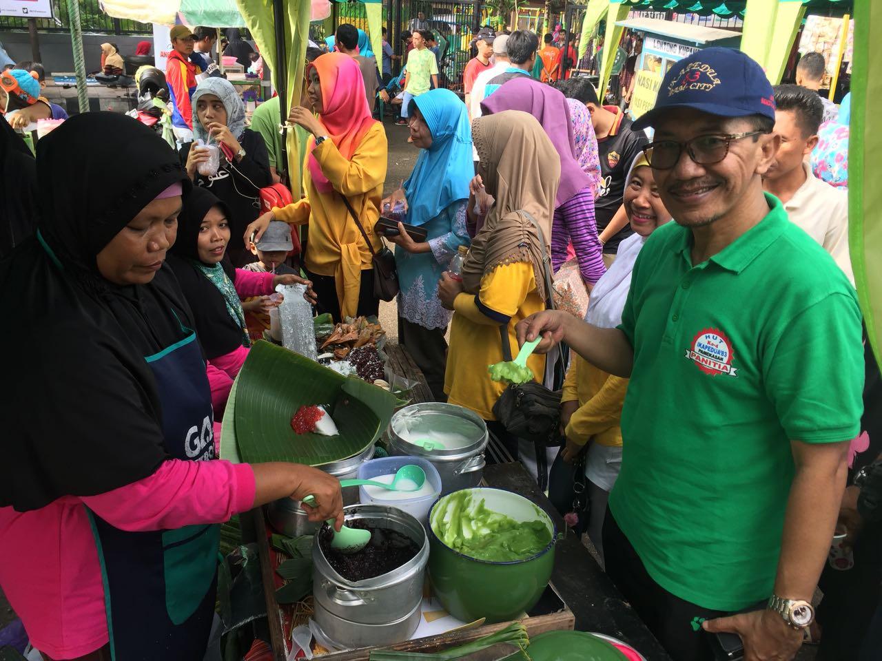 Deadline Deklarasi Parpol Pengusung Kh Kholilurrahman Sebagai Cabub Mendatangi Pkl